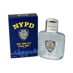 PARFUM & BEAUTE NYPD New York City Police Dept.
