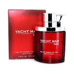 BANDERAS Yacht Man Red